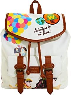 Loungefly Disney Pixar Up Adventure Is Out There Rucksack Backpack