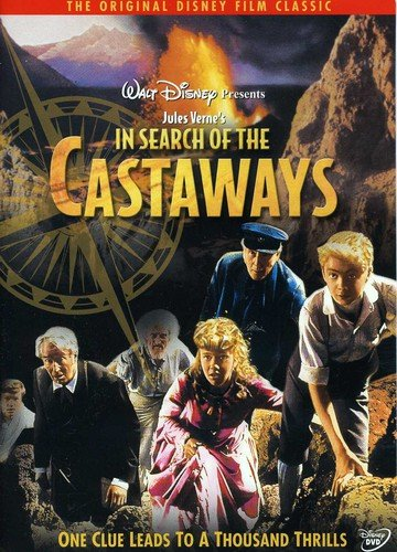 In Search of the Castaways [Import USA Zone 1]