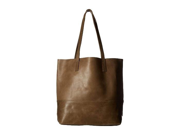 ABLE  Mamuye Tote (Olive) Tote Handbags