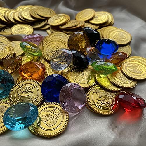 FAIRY TAIL & GLITZER FEE Cofre del tesoro relleno monedas