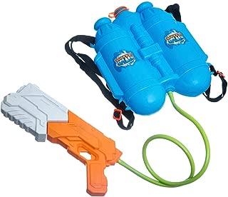 MAZE MA Children Sac /à dos Pompier Pistolet /à eau Plage Outdoor Jouet Extincteur