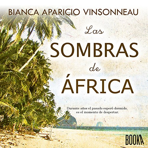 Las Sombras de África [The Shadows of Africa] Titelbild