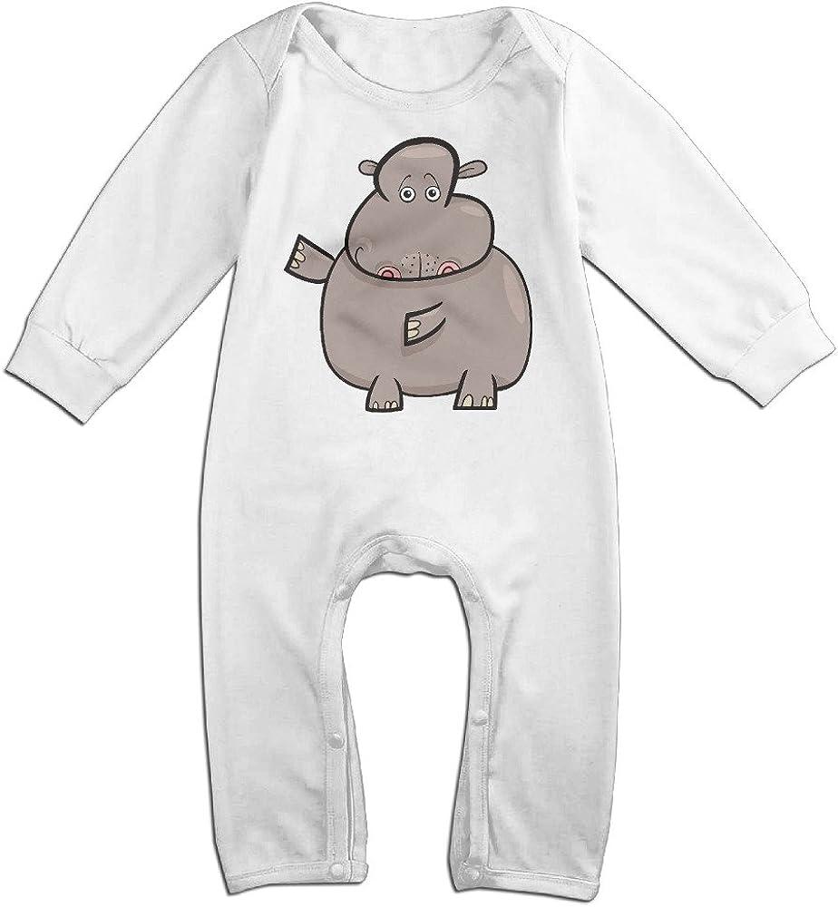 Little Hippo Unisex baby Onesie