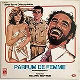 SCENT OF WOMAN (PARFUM DU FEMME)(ORIGINAL SOUNDTRACK LP, IMPORT, 1975)