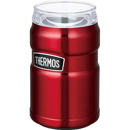 サーモス アウトドアシリーズ 保冷缶ホルダー 350ml缶用 2wayタイプ クランベリー ROD-002 CRB