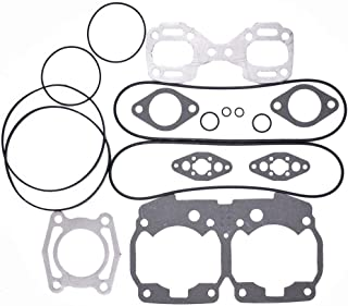 Autoparts New Top End Gasket & O-Ring Kit 1996 1997 96 97 for SeaDoo GSX GTX XP 787 800