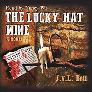 The Lucky Hat Mine audiobook cover art