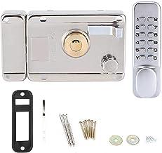 Precisie deurslot 1-11 cijfers combinatie mechanisch gecodeerd slot anti-diefstal deurslot voor thuiskantoor buiten het op...