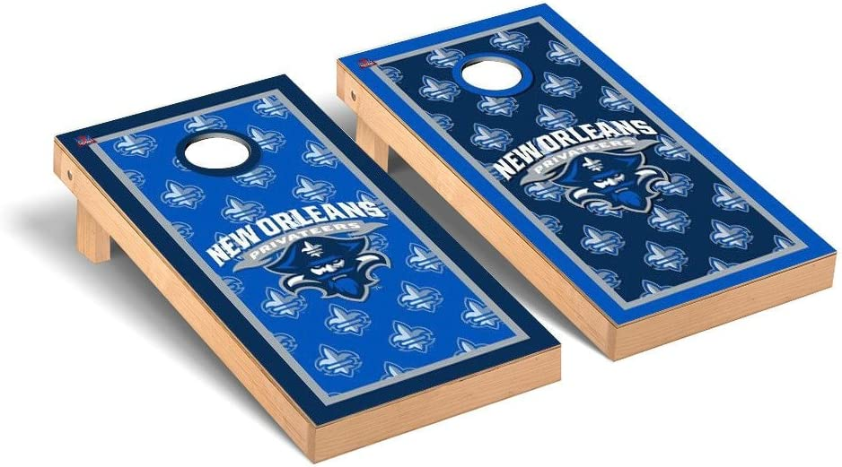 Victory Tailgate NCAA Cornhole Game Team: Denver Mall Of University Easy-to-use Set