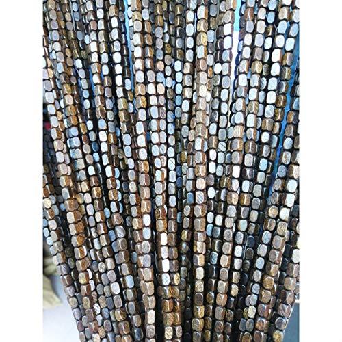 MWPO Cortinas de Cuentas Panel de Puerta de Madera de bambú Sala de Estar Dormitorio Colgantes de Cuerdas Divisor de habitación Decoración rústica, Personalizable (Color: B, Tamaño: 76 hilos-90x2