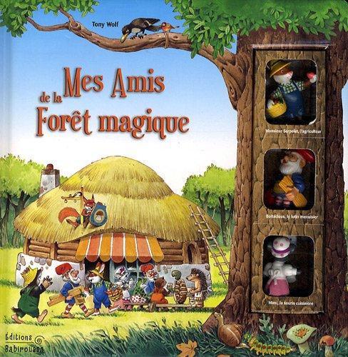 Mes amis de la forêt magique