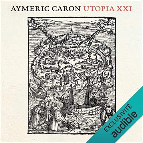 Utopia XXI audiobook cover art