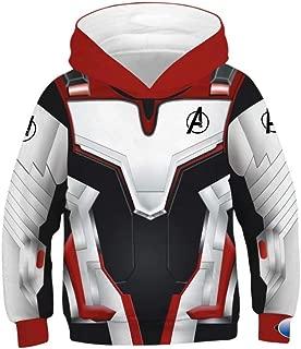 Best deadpool costume fleece hoodie Reviews