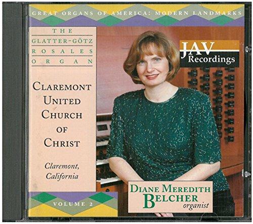 Glatter-Gotz/Rosales organ at Claremont United Church of Christ