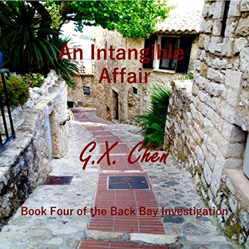 An Intangible Affair audiobook cover art
