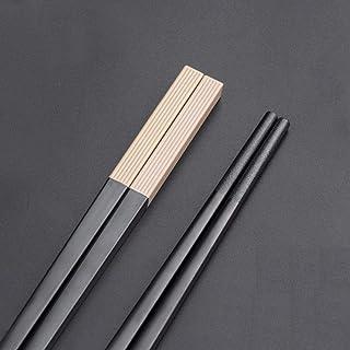 Palillos chinos reutilizables Palillos chinos de fibra de vidrio Ligero Apto para lavavajillas Multicolor Juego de regalo ...