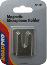 RoadPro RP-234 Metal with Magnet CB Microphone Holder