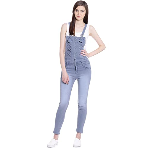 1ebc62ab7109 Denim Jumpsuit  Buy Denim Jumpsuit Online at Best Prices in India ...