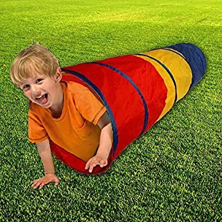 Toy Cubby 7 Ft Fun Exercise Nylon Jumping Ropes for Kids 6 Pieces