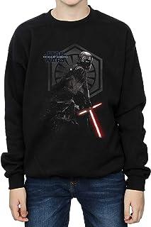 Star Wars Niños The Rise of Skywalker Kylo REN Vader Remains Camisa De Entrenamiento