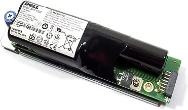 Genuine OEM Dell Powervault MD3000Raid Back-Up Battery JY200 C291H 2.5V 6.6Ah 400mA BAT_1S3P 24.4Wh UR18650F (Renewed)