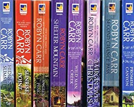 A Virgin River Series 15-Book Collection: Hidden Summit; Sunrise Point; Angel's Peak; Shelter Mountain; Wild Man Creek; A Virgin River Christmas; Promise Canyon; Second Chance Pass; Bring Me Home for Christmas; Redwood Bend; Whispering Rock; + 4 More