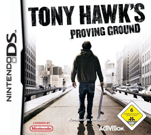 Tony Hawk's Proving Ground [import allemand]