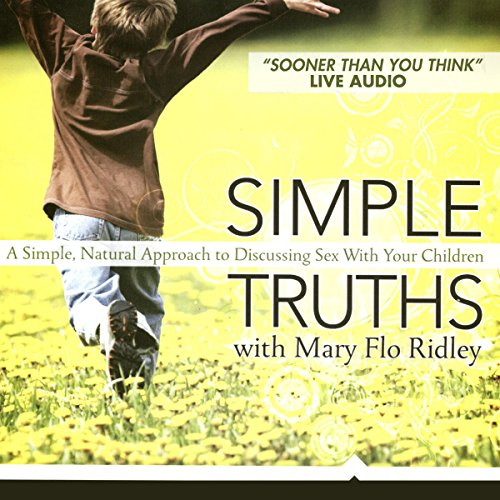 Simple Truths with Mary Flo Ridley audiobook cover art