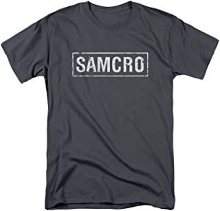 Sons of Anarchy - Samcro Adult Regular Fit T-Shirt
