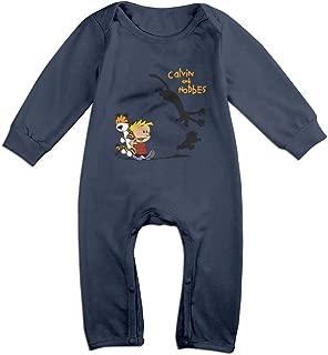 Baby Bodysuit Thomas Hobbes Tiger Calvin and Hobbes Long-Sleeve Romper T-Shirt