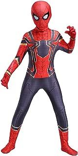 UTUMR The Kids Bodysuit Superhero Costumes Lycra Spandex Halloween Cosplay Costumes