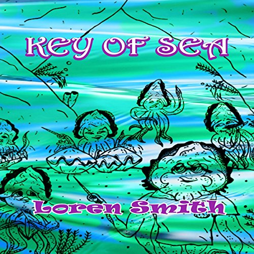 Key of Sea audiobook cover art