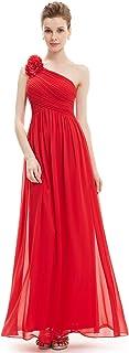 Ever-Pretty Vestido Elegante de Boda Fiesta Cóctel para Mujer Dama de Honor Vestido Largo Verano 08237