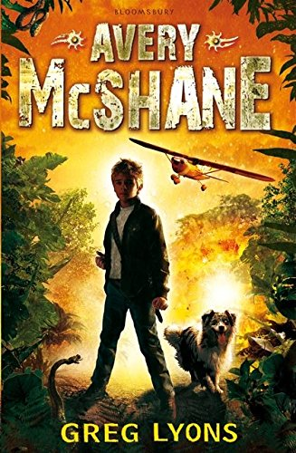 Book: Avery McShane and the Silver Spurs by Greg Lyons