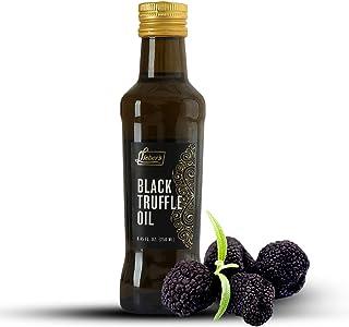 Lieber's Black Truffle Oil | Premium Truffle Oil for Cooking, Salad Dressing, Garnish | This Black Truffle Oil Is Kosher F...