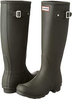 Hunter Womens Original Tall Gloss Boot Original Tall Gloss Boot Size: 9