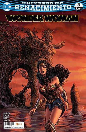 WONDER WOMAN 17/3 (Wonder Woman (Nuevo Universo DC))