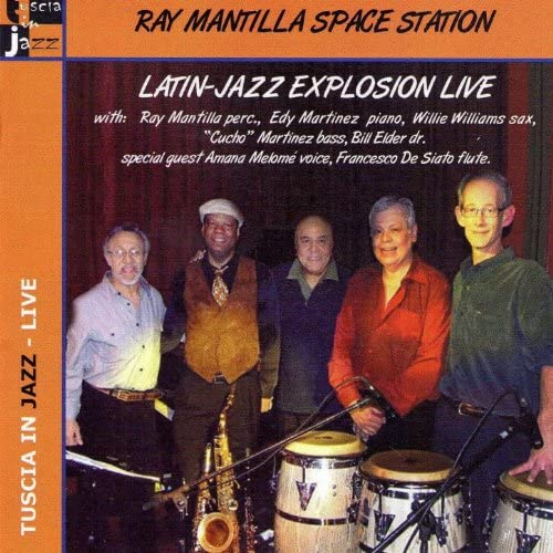 Ray Mantilla Space Station