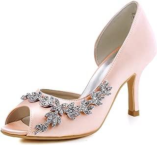 Best blush rhinestone heels Reviews