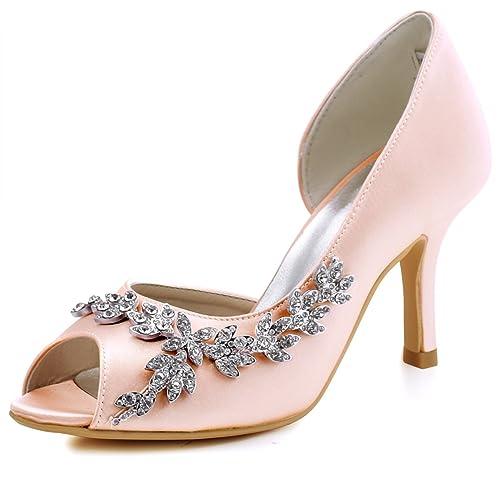 c3752fb4678 Blush Shoes: Amazon.co.uk