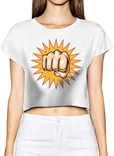 Women's Pew-die Pie Classic Leak Navel Shirt