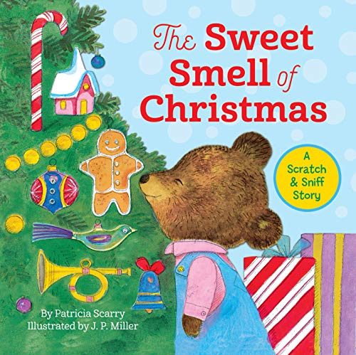The Sweet Smell of Christmas childrens book.