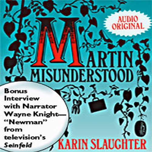 Martin Misunderstood audiobook cover art
