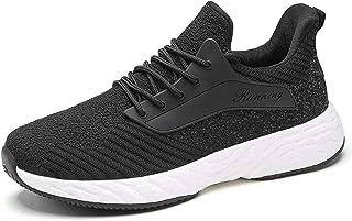 Axcone Femmes Hommes Baskets Chaussures de Course Chaussures de Sport Baskets Course Baskets de Fitness en Plein air Route...