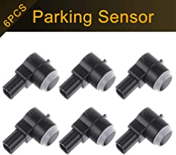 SCITOO Parking Assist Sensor Bumper Park Assist Sensor Backup Sensor fit for 2006-2010 Buick Lucerne,2006-2010 Cadillac Escalade 15239247,Set of 1
