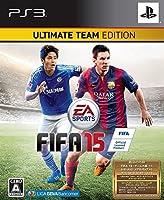 FIFA 15 ULTIMATE TEAM EDITION (メッシ スチールブックケース&DLCセット他同梱) - PS3