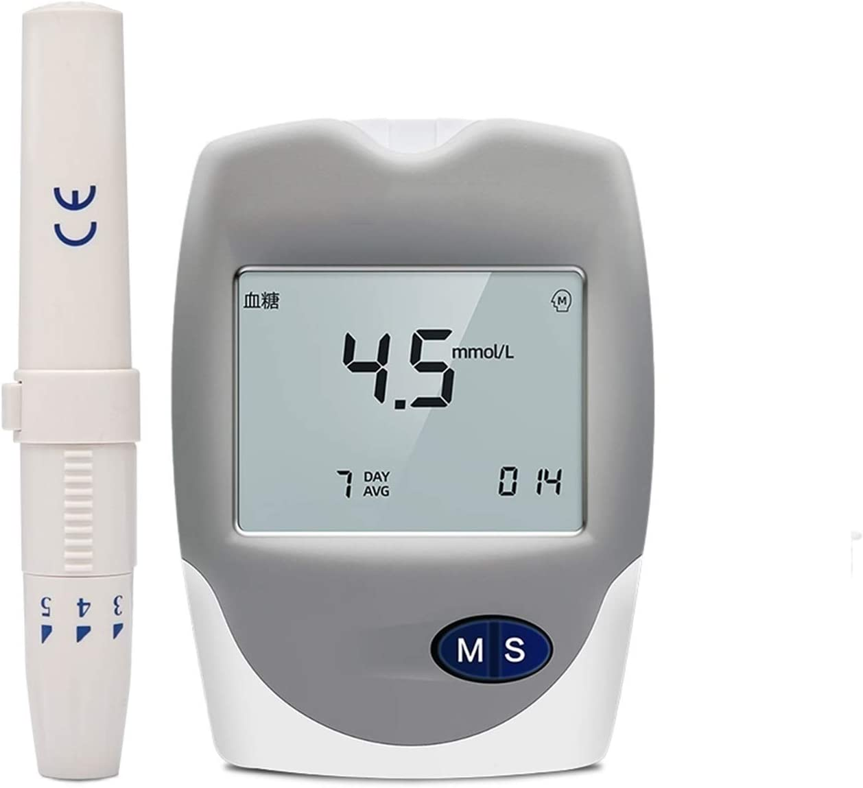 HTTDD 3 in 1 Bloo Glucose Blood Max 57% Max 88% OFF OFF Meter