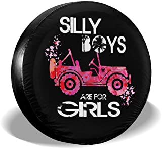 Best silly boys jeeps are for girls tire cover Reviews