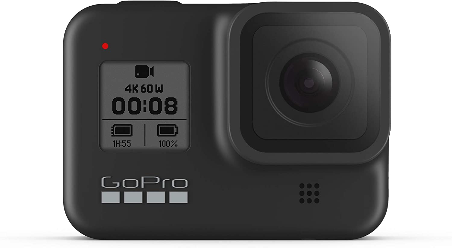 GoPro Outlet sale feature HERO8 Black - Waterproof Action 4 Touch Camera with Surprise price Screen