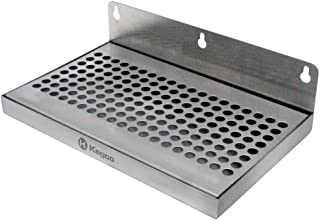Kegco SEDP-106 Drip Tray, 10